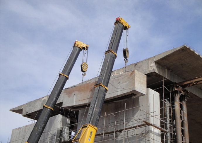 北京拆除施工队:混凝土切割工艺概述及应用